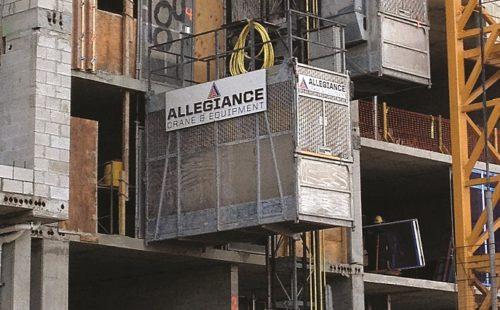 Load Charts - Allegiance Crane & Equipment